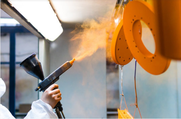 Protect Industrial Equipment with Metaline Surface Coating