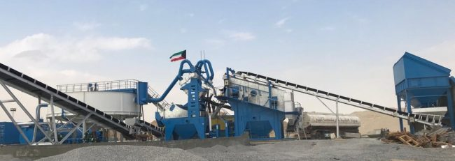 Dewatering Screen Kuwait